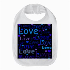 Blue Love Pattern Amazon Fire Phone by Valentinaart