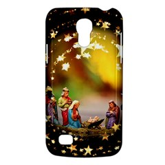 Christmas Crib Virgin Mary Joseph Jesus Christ Three Kings Baby Infant Jesus 4000 Galaxy S4 Mini by yoursparklingshop