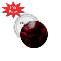 Dark Red Candlelight Candles 1 75  Buttons (100 Pack)  by yoursparklingshop