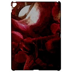 Dark Red Candlelight Candles Apple Ipad Pro 12 9   Hardshell Case by yoursparklingshop