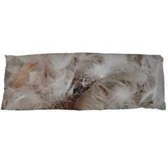 Down Comforter Feathers Goose Duck Feather Photography Body Pillow Case (dakimakura) by yoursparklingshop