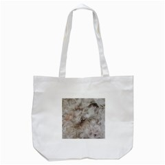 Down Comforter Feathers Goose Duck Feather Photography Tote Bag (white) by yoursparklingshop