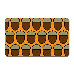Acorn Orang Magnet (rectangular) by AnjaniArt