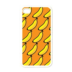 Banana Orange Apple Iphone 4 Case (white)
