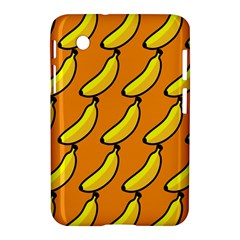 Banana Orange Samsung Galaxy Tab 2 (7 ) P3100 Hardshell Case  by AnjaniArt