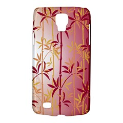Bamboo Tree New Year Red Galaxy S4 Active by AnjaniArt