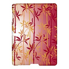 Bamboo Tree New Year Red Samsung Galaxy Tab S (10 5 ) Hardshell Case  by AnjaniArt