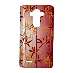 Bamboo Tree New Year Red Lg G4 Hardshell Case by AnjaniArt