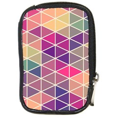 Chevron Colorful Compact Camera Cases