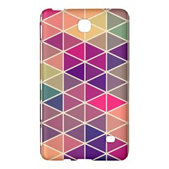 Chevron Colorful Samsung Galaxy Tab 4 (7 ) Hardshell Case  by AnjaniArt