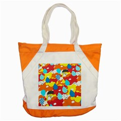 Bear Umbrella Accent Tote Bag by AnjaniArt