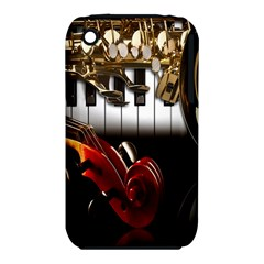 Classical Music Instruments Iphone 3s/3gs by AnjaniArt