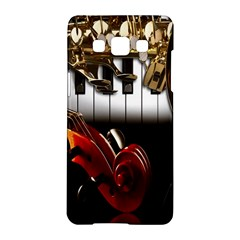 Classical Music Instruments Samsung Galaxy A5 Hardshell Case