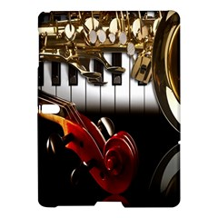 Classical Music Instruments Samsung Galaxy Tab S (10 5 ) Hardshell Case  by AnjaniArt