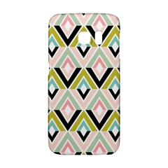 Chevron Pink Green Copy Galaxy S6 Edge by AnjaniArt