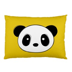 Face Panda Cute Pillow Case (two Sides)
