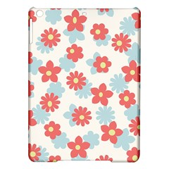 Flower Pink Ipad Air Hardshell Cases