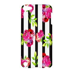 Flower Rose Apple Ipod Touch 5 Hardshell Case by AnjaniArt