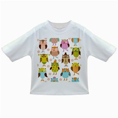 Highres Owls Infant/toddler T Shirts by AnjaniArt