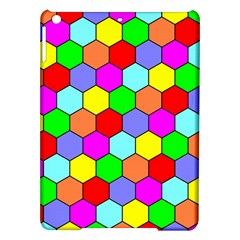 Hexagonal Tiling Ipad Air Hardshell Cases by AnjaniArt