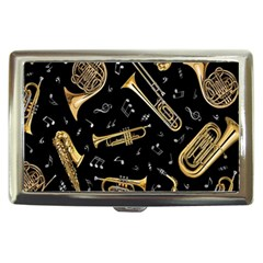 Instrument Saxophone Jazz Cigarette Money Cases