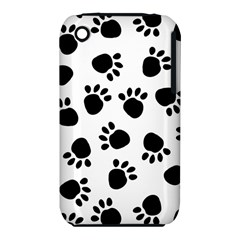 Paws Black Animals Iphone 3s/3gs