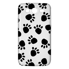 Paws Black Animals Samsung Galaxy Mega 5 8 I9152 Hardshell Case