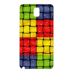 Pinterest Water Colorfull Samsung Galaxy Note 3 N9005 Hardshell Back Case