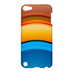 Rainbow Color Apple Ipod Touch 5 Hardshell Case