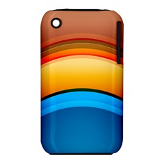 Rainbow Color Iphone 3s/3gs