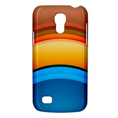 Rainbow Color Galaxy S4 Mini