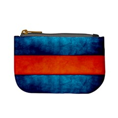 Red Blue Mini Coin Purses