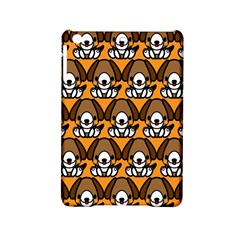 Sitbeagle Dog Orange Ipad Mini 2 Hardshell Cases by AnjaniArt