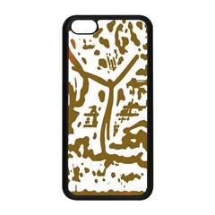 The Dance Apple Iphone 5c Seamless Case (black) by AnjaniArt