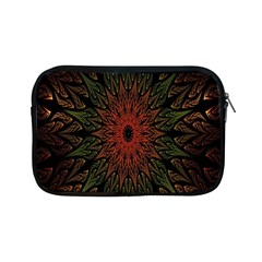 Sun Apple Ipad Mini Zipper Cases by AnjaniArt