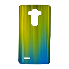 Yellow Blue Green Lg G4 Hardshell Case by AnjaniArt