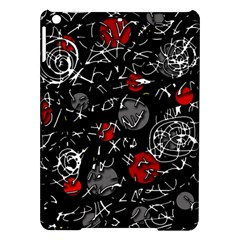 Red Mind Ipad Air Hardshell Cases by Valentinaart