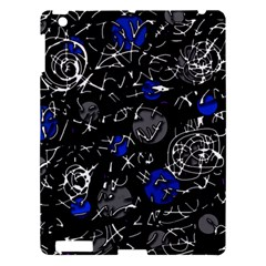 Blue Mind Apple Ipad 3/4 Hardshell Case by Valentinaart