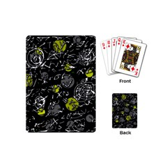 Yellow Mind Playing Cards (mini)