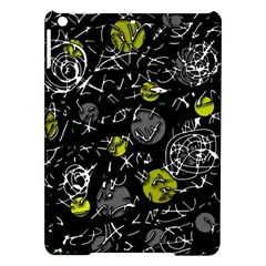 Yellow Mind Ipad Air Hardshell Cases by Valentinaart