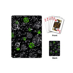 Green Mind Playing Cards (mini)
