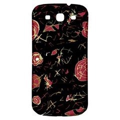 Elegant Mind Samsung Galaxy S3 S Iii Classic Hardshell Back Case by Valentinaart