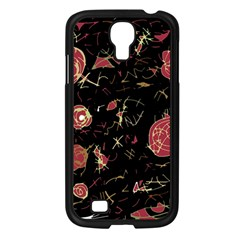Elegant Mind Samsung Galaxy S4 I9500/ I9505 Case (black) by Valentinaart