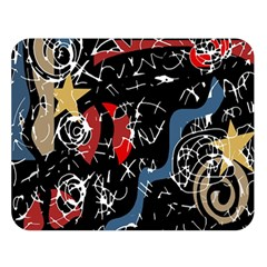 Confusion Double Sided Flano Blanket (large)