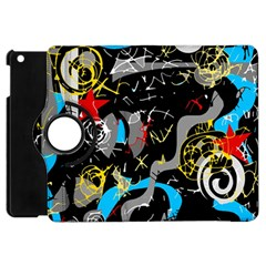 Confusion 2 Apple Ipad Mini Flip 360 Case by Valentinaart