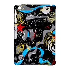 Confusion 2 Apple Ipad Mini Hardshell Case (compatible With Smart Cover) by Valentinaart
