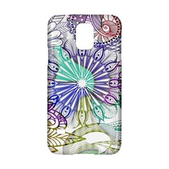 Zentangle Mix 1116a Samsung Galaxy S5 Hardshell Case