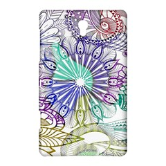 Zentangle Mix 1116a Samsung Galaxy Tab S (8 4 ) Hardshell Case  by MoreColorsinLife