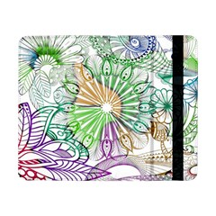 Zentangle Mix 1116c Samsung Galaxy Tab Pro 8 4  Flip Case by MoreColorsinLife