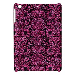 Damask2 Black Marble & Pink Marble Apple Ipad Mini Hardshell Case by trendistuff